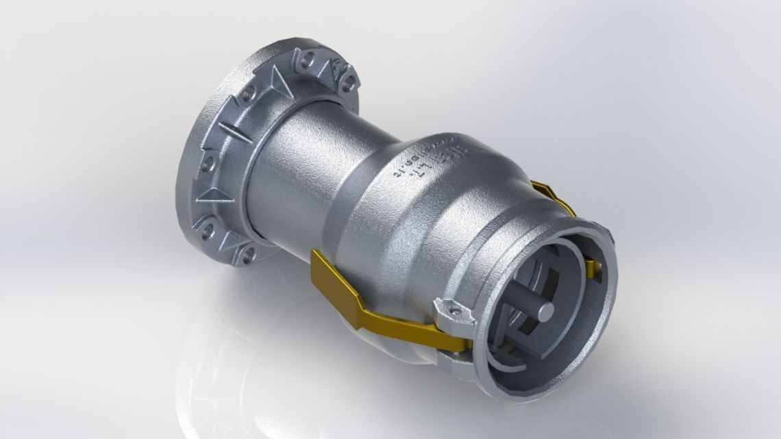 KHỚP NỐI NHANH VAPOUR RECOVERY COUPLER - 0513 SERIES